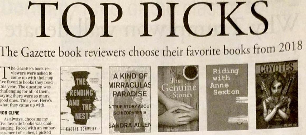 Reviews - Susan Smith Daniels